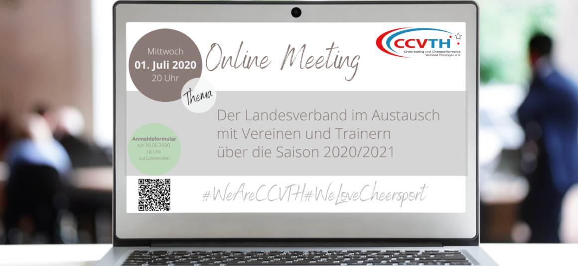 2. Landesweites Online Meeting – 01.07.2020