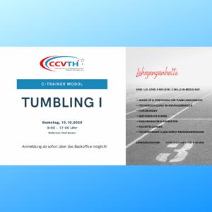 C-Trainer Modul – Tumbling