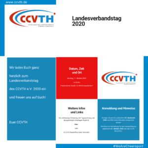 Landesverbandstag 2020