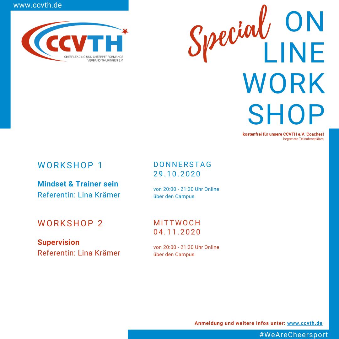 Online Workshop – mit Lina Krämer