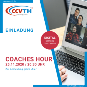 COACHES HOUR – 25.11.2020
